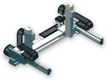 Sistema multi-ejes de IAI Larraioz Elektronika