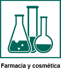 Icono farmacia y cosmética Larraioz Elektronika