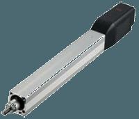 Cilindro eléctrico con controlador integrado