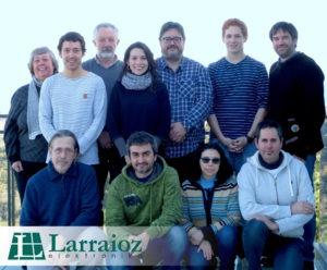 Equipo Larraioz Elektronika team 2016