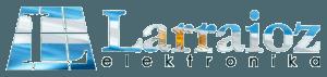 Logo Larraioz Elektronika Argentina América Latina