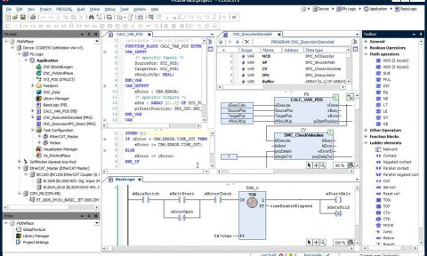 Codesys engineering screenshot english