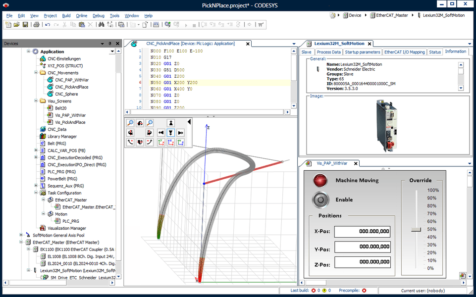 Codesys engineering screenshot 2 english