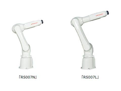 Kawasaki, Kawasaki Robotics, RS007, RS007S, RS007N, Larraioz Elektronika