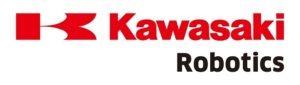 Logo Kawasaki Robotics Larraioz Elektronika