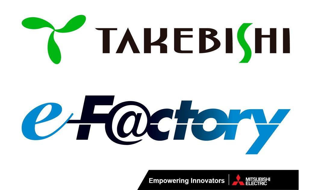Takebishi eFactory logo europa