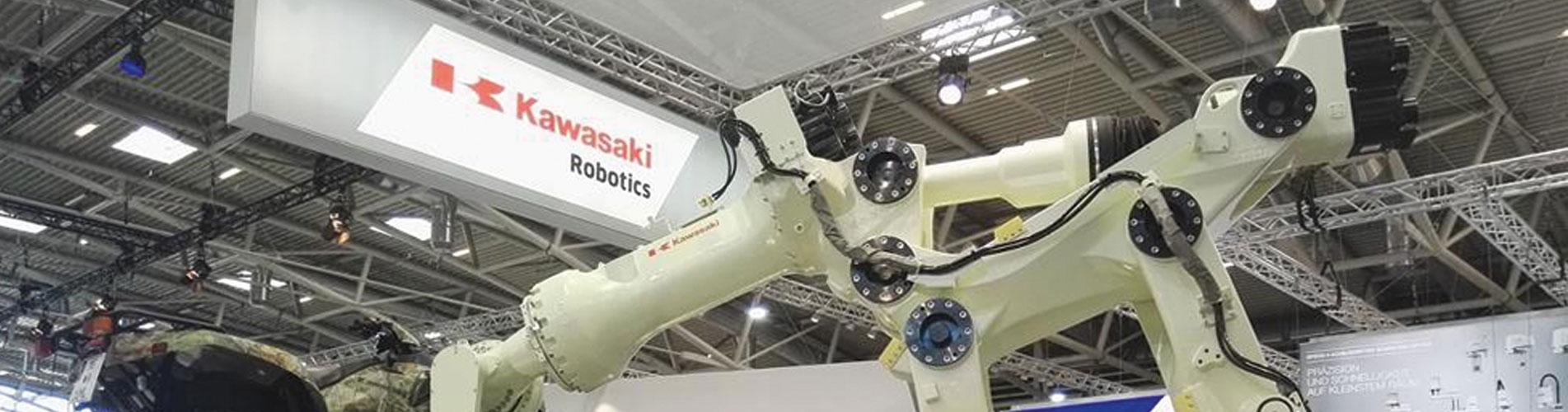 Kawasaki Robotics robots for large loads