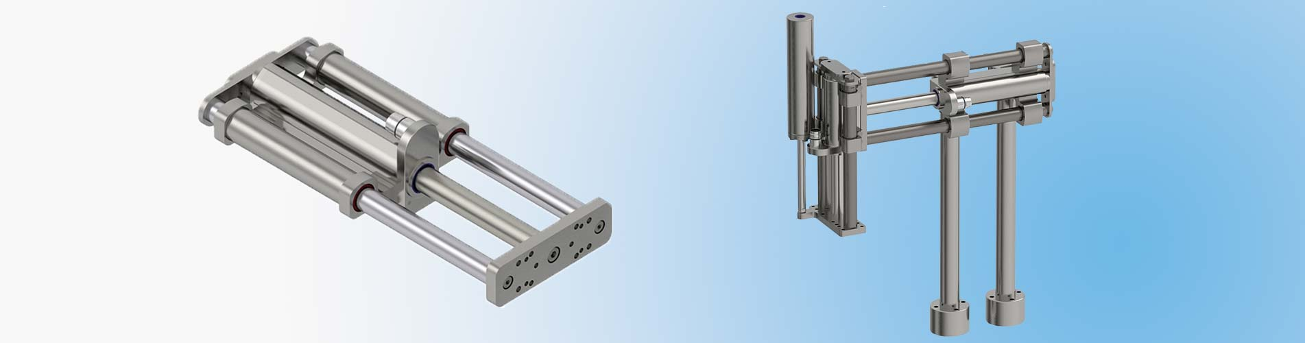 LinMot's New Stainless Steel Linear Modules