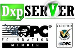 DxpSERVER: OPC Server software (UA)