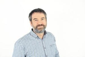 Aitor Garmendia, responsable de producto de Larraioz Elektronika