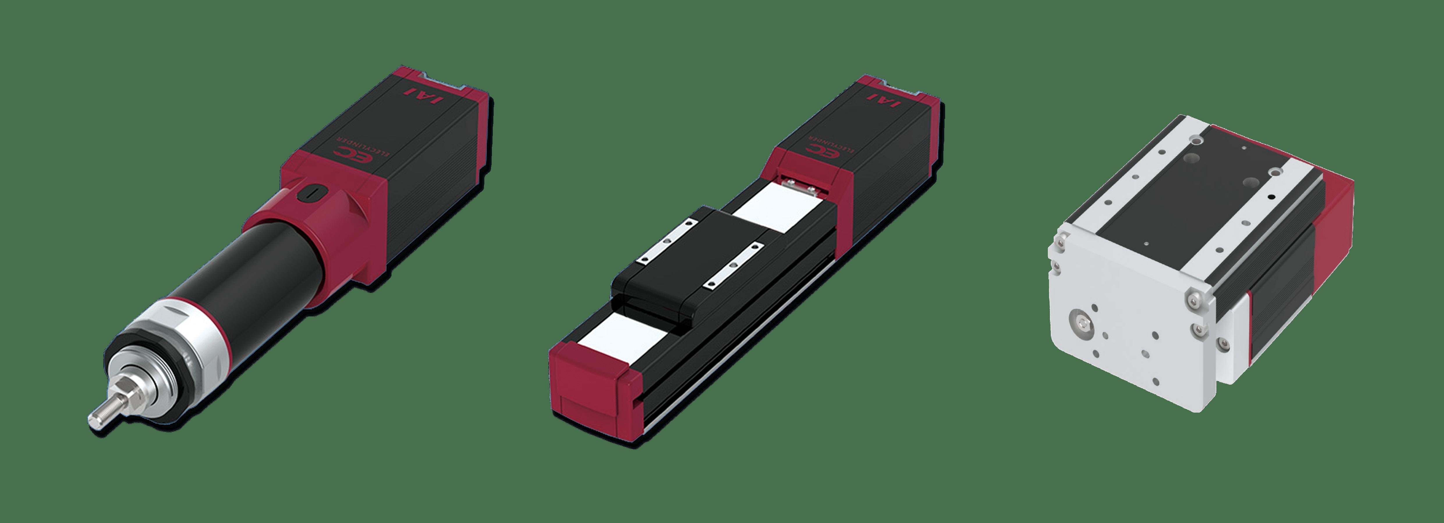 elecylinder iai intelligent actuator electric actuador larraioz elektronika vastago corredera mesa