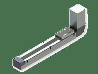 Actuadores eléctricos sin vástago con transmisión a correa RCP5