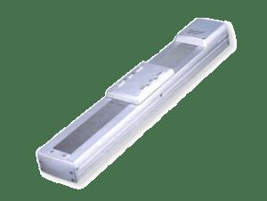 Actuadores eléctricos sin vástago con protección frente a polvo / a salpicaduras ISDA
