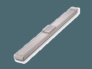 Actuadores eléctricos sin vástago con protección frente a polvo / a salpicaduras ISDB
