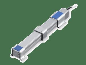 Actuadores eléctricos sin vástago con protección frente a polvo / a salpicaduras RCP4W