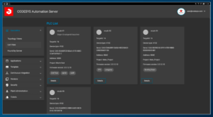 automation server codesys control industria 4.0