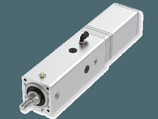 Cilindros eléctricos con protección frente a polvo / a salpicaduras