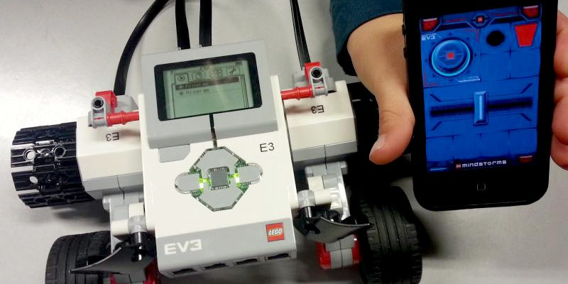 ingeniero Tecnologia Mindstorm