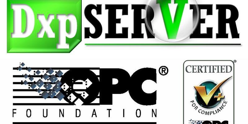 DxpSERVER logo takebishi