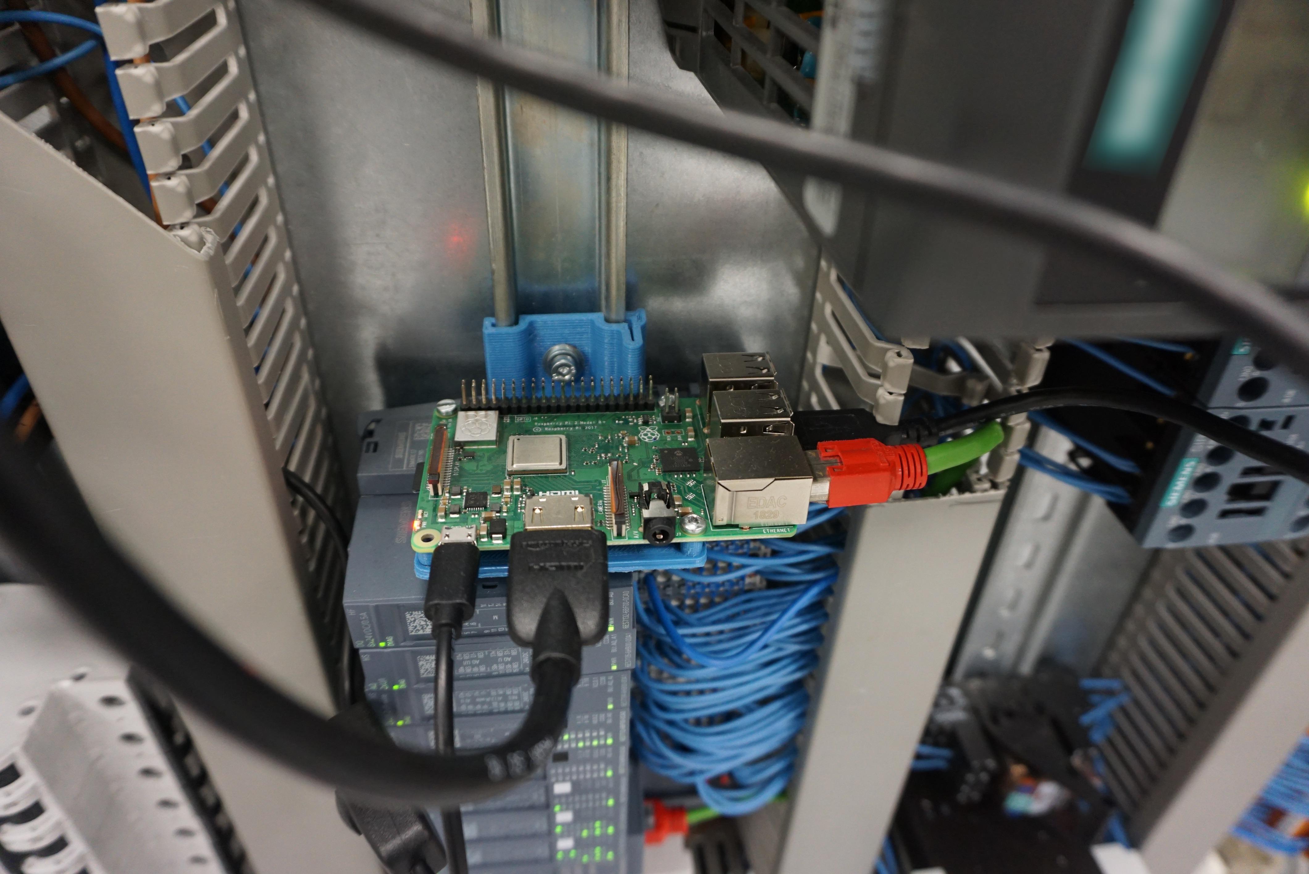 CODESYS y Raspberry Pi aplicado a la formación