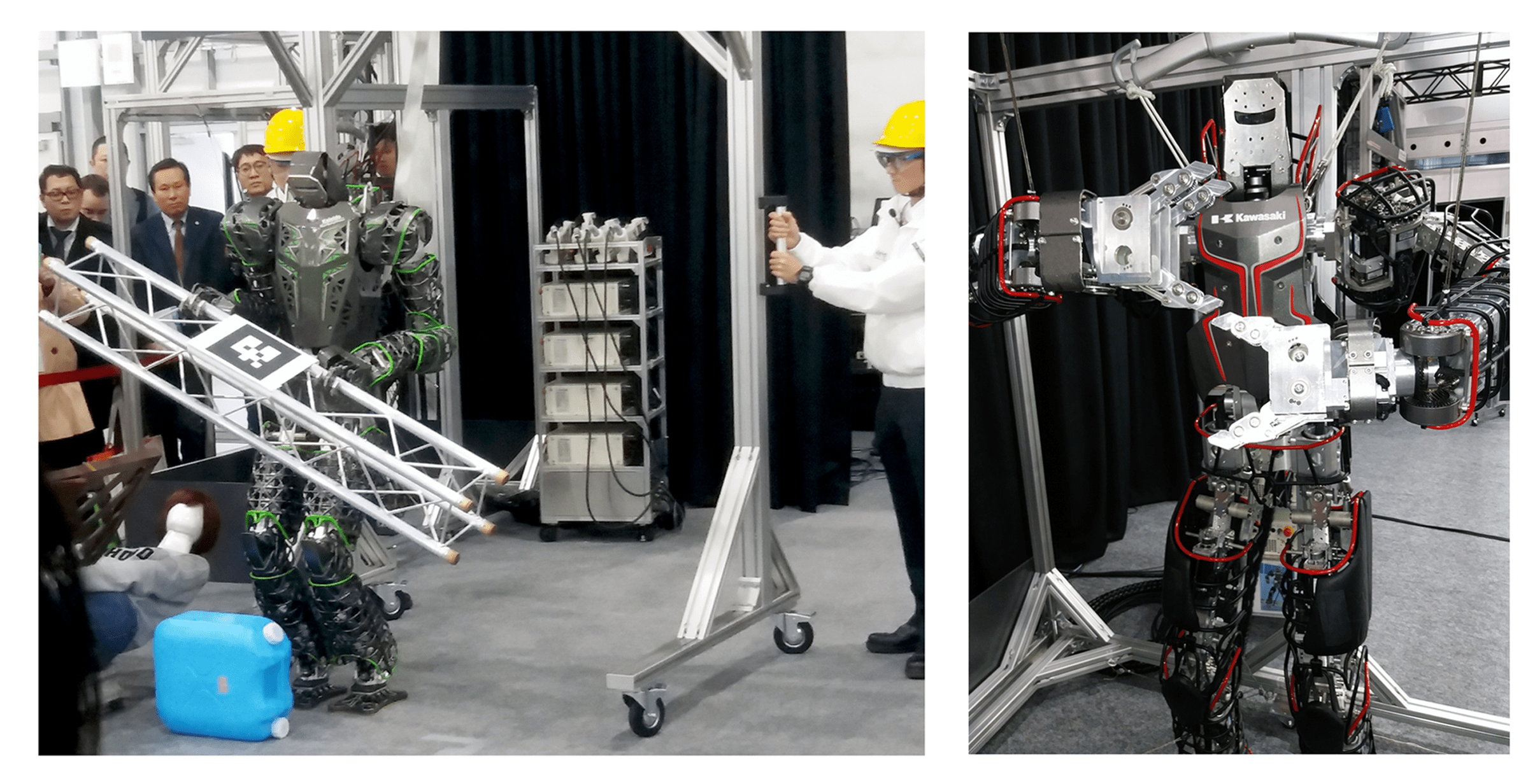 Kaleido robot humanoide