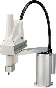 Robots Scara de 4 ejes para sala blanca IXP