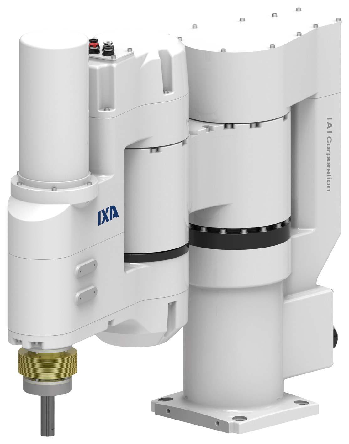 Robots Scara IAI de 4 ejes con protección frente a polvo / a salpicaduras