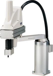 Robots Scara de 4 ejes con protección frente a polvo / a salpicaduras IXP