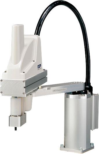 Robot Scara IAI de 3 ejes XYZ para sala blanca IXP
