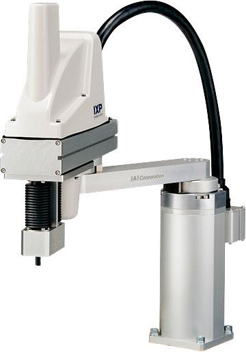 Robots Scara IAI de 3 ejes con protección frente a polvo / a salpicaduras