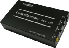 DeviceGateway: IoT gateway unit for industry 4.0.