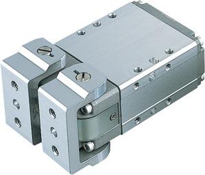 Pinzas eléctricas angulares de 2 garras RCP2