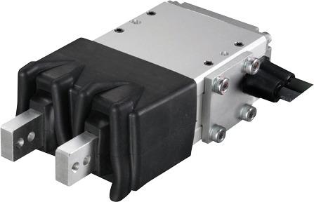Pinzas eléctricas paralelas de 2 garras con protección frente a polvo RCP2