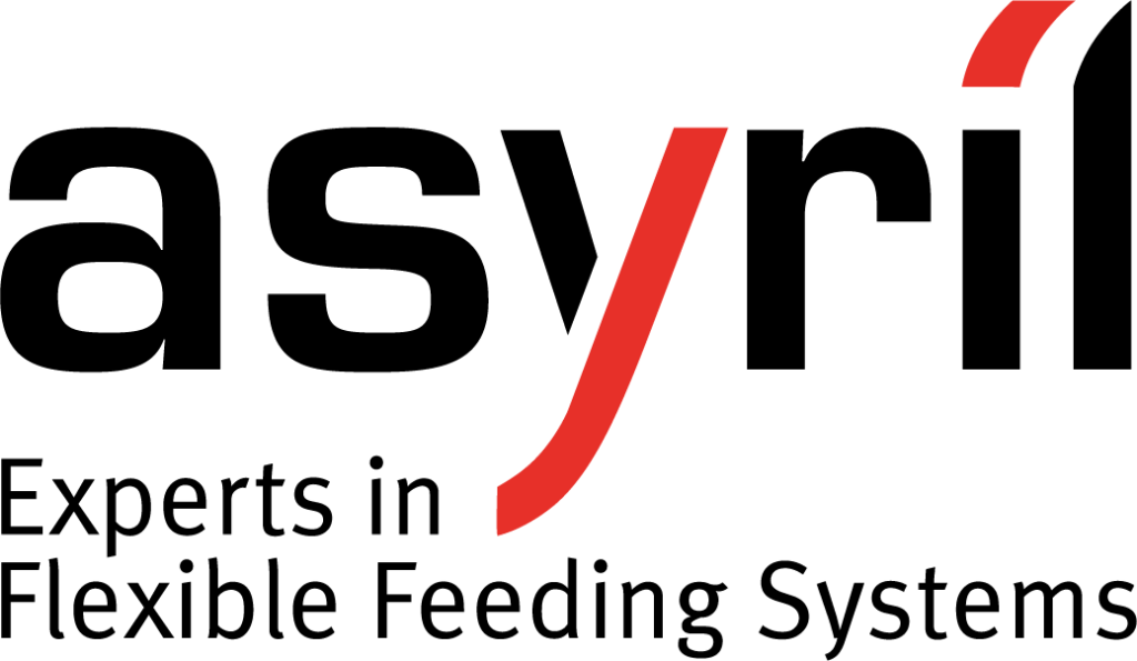 Asyril logo flexible feeding