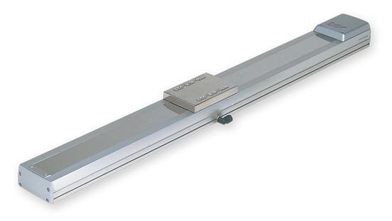 Actuadores eléctricos sin vástago con protección frente a polvo/a salpicaduras ISDA