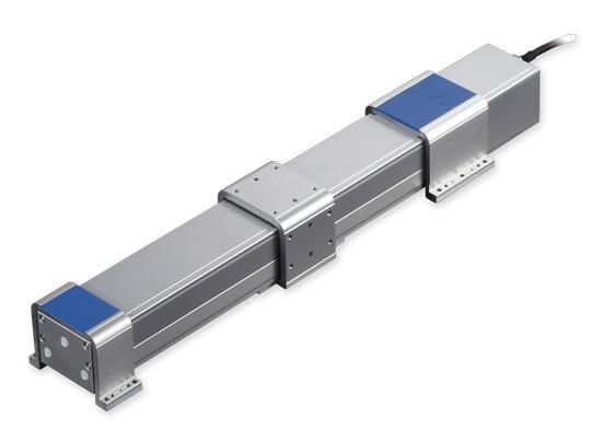 Actuadores eléctricos sin vástago con protección frente a polvo/a salpicaduras RCP4W