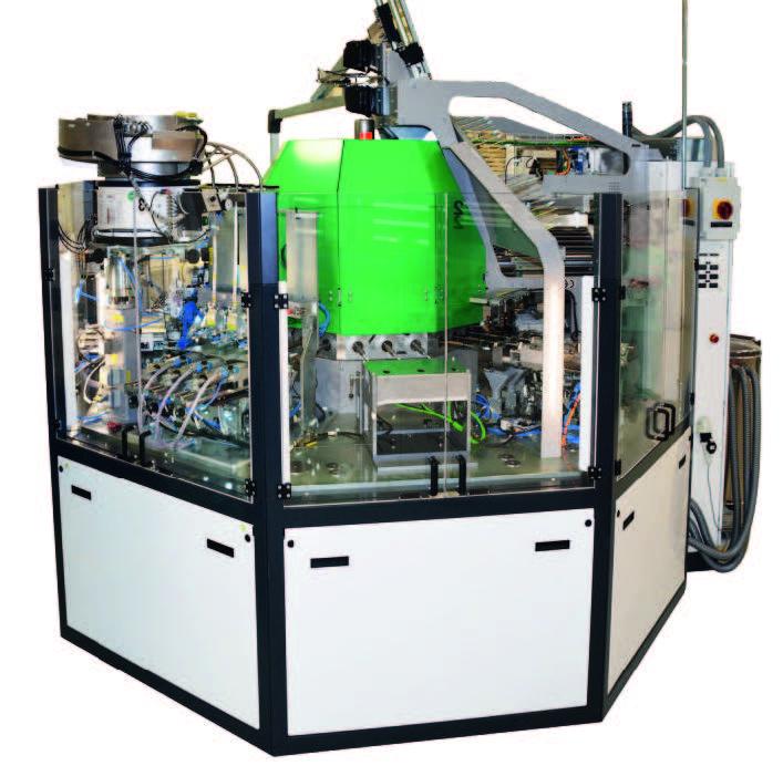 linmot máquina modular