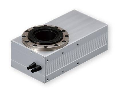 Actuadores eléctricos de giro con eje hueco RCS2