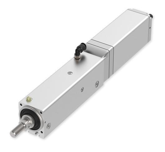 Cilindros eléctricos con protección frente a polvo/salpicaduras RCP6W