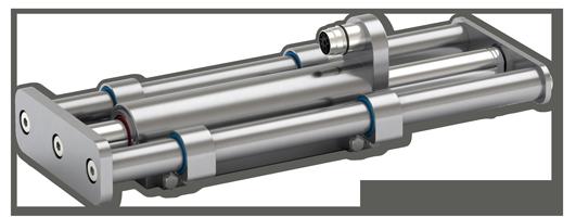 motores lineales y sistemas de guía LinMot