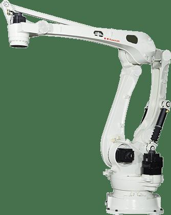 robot CP180L de paletizado kawasaki