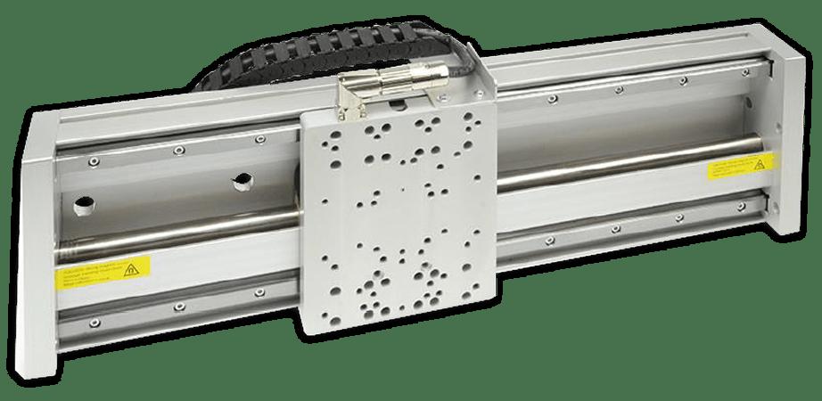Módulos lineales de guiado reforzado LinMot