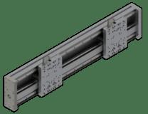 Módulos lineales de múltiples estatores