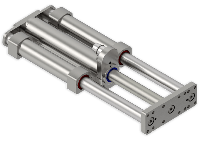 Módulos lineales de acero inoxidable LinMot LinMot