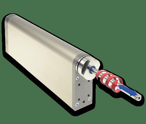 Unidades lineal-rotativas LinMot