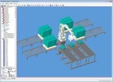 k-sparc software paletizado kawasaki