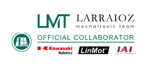 logo lmt larraioz mechatronic team official collaborator