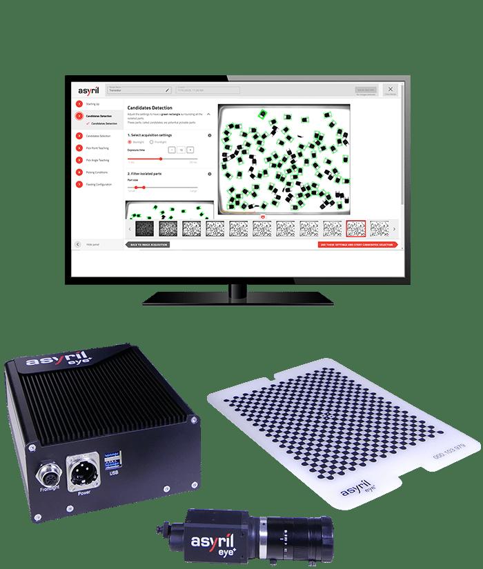 Sistema de control inteligente EYE+