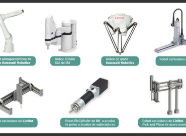 Herramientas mecátronicas que podrás encontrar en Larraioz Elektronika