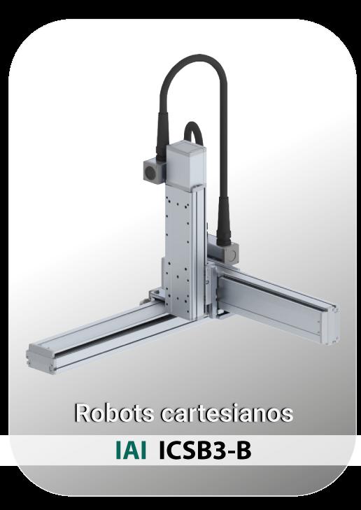 Robot CARTESIANO IAI ICSB